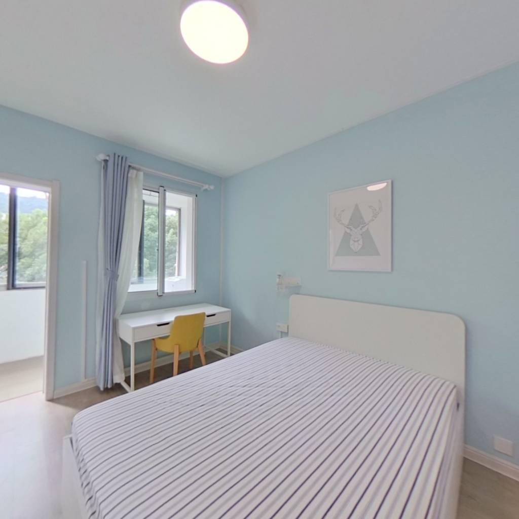 整租·古荡新村西区 2室1厅 南卧室图