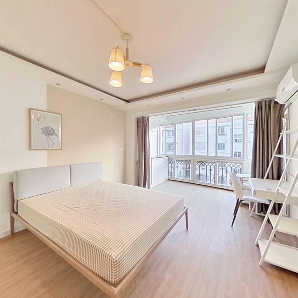 合租·伟业金锦苑二村 3室1厅 北卧室图