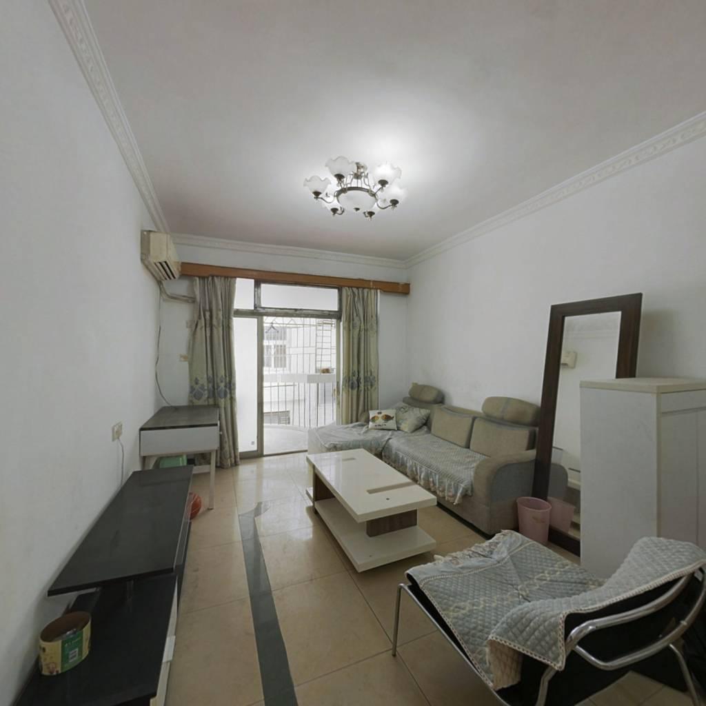 翡翠花园 简装 楼层好二房 价格美丽 使用面积大