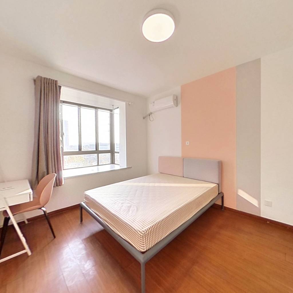 合租·金桥新城 4室1厅 南卧室图