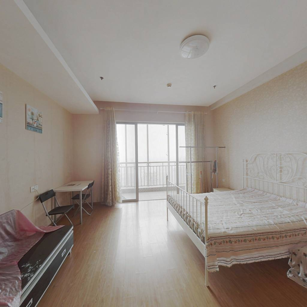 世纪金源国际公寓 1室0厅 西南