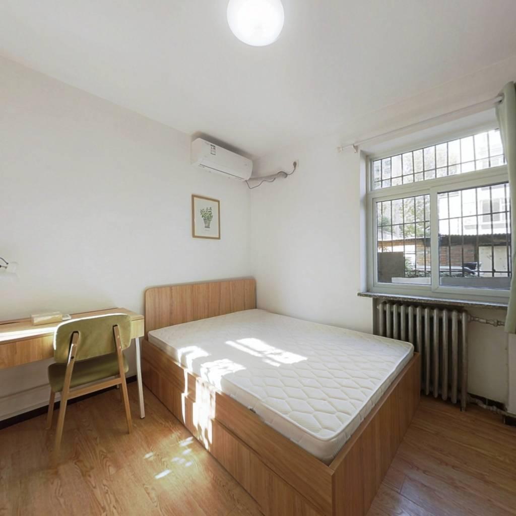 整租·北洼西里 2室1厅 东南卧室图