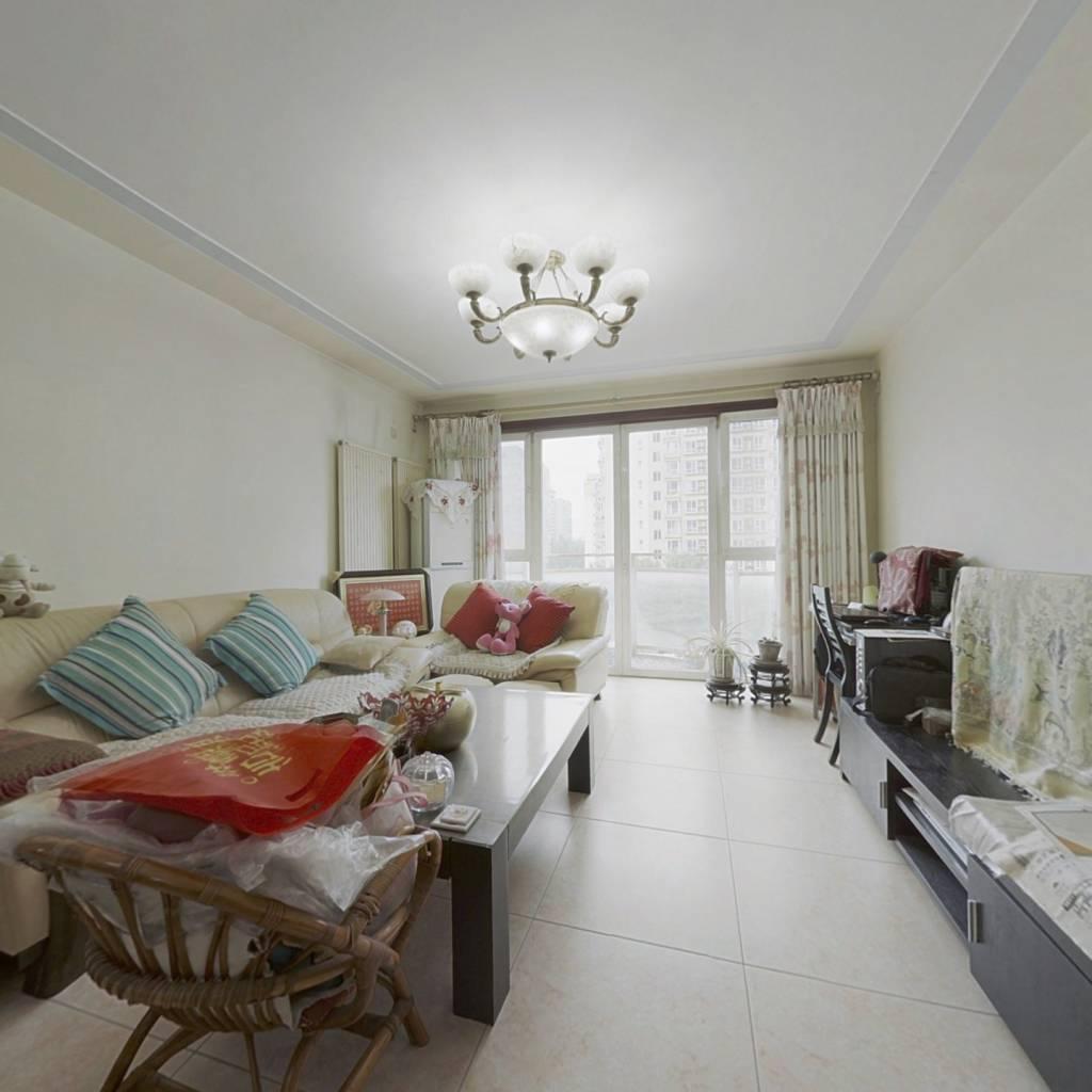 阳光丽景精装修四居室两卧室客厅朝南采光好