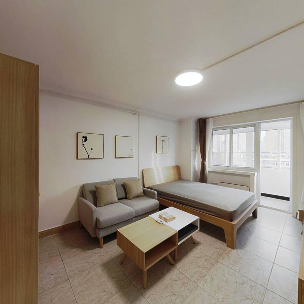 整租·华威西里 2室1厅 南北卧室图