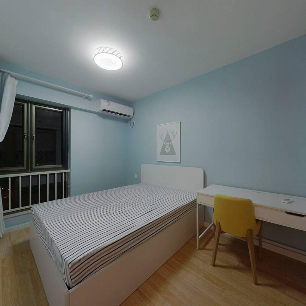 整租·中海凯旋门 1室1厅 东卧室图