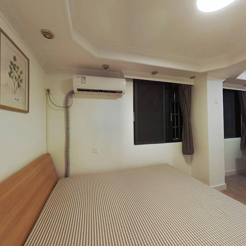 合租·德荣小区 4室1厅 南卧室图