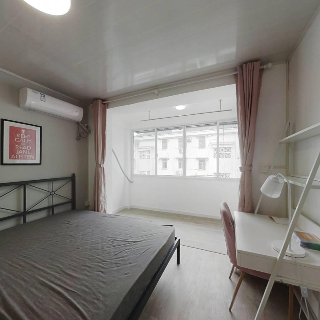 合租·上钢二村 3室1厅 南卧室图