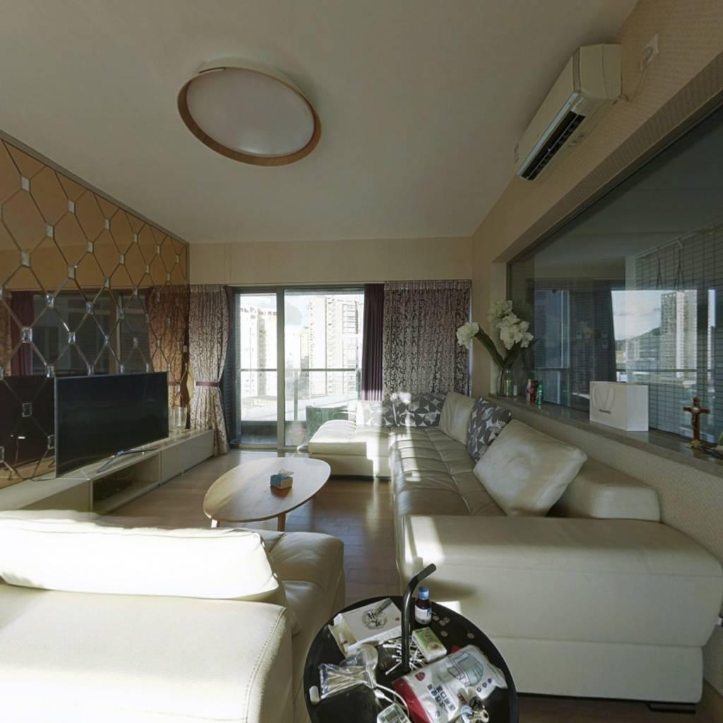 中海滨河湾 3室2厅 东