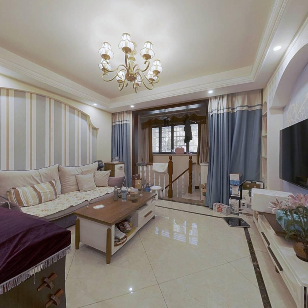 金山新城精装4房+60平地下室,业主诚意,税费少,满五