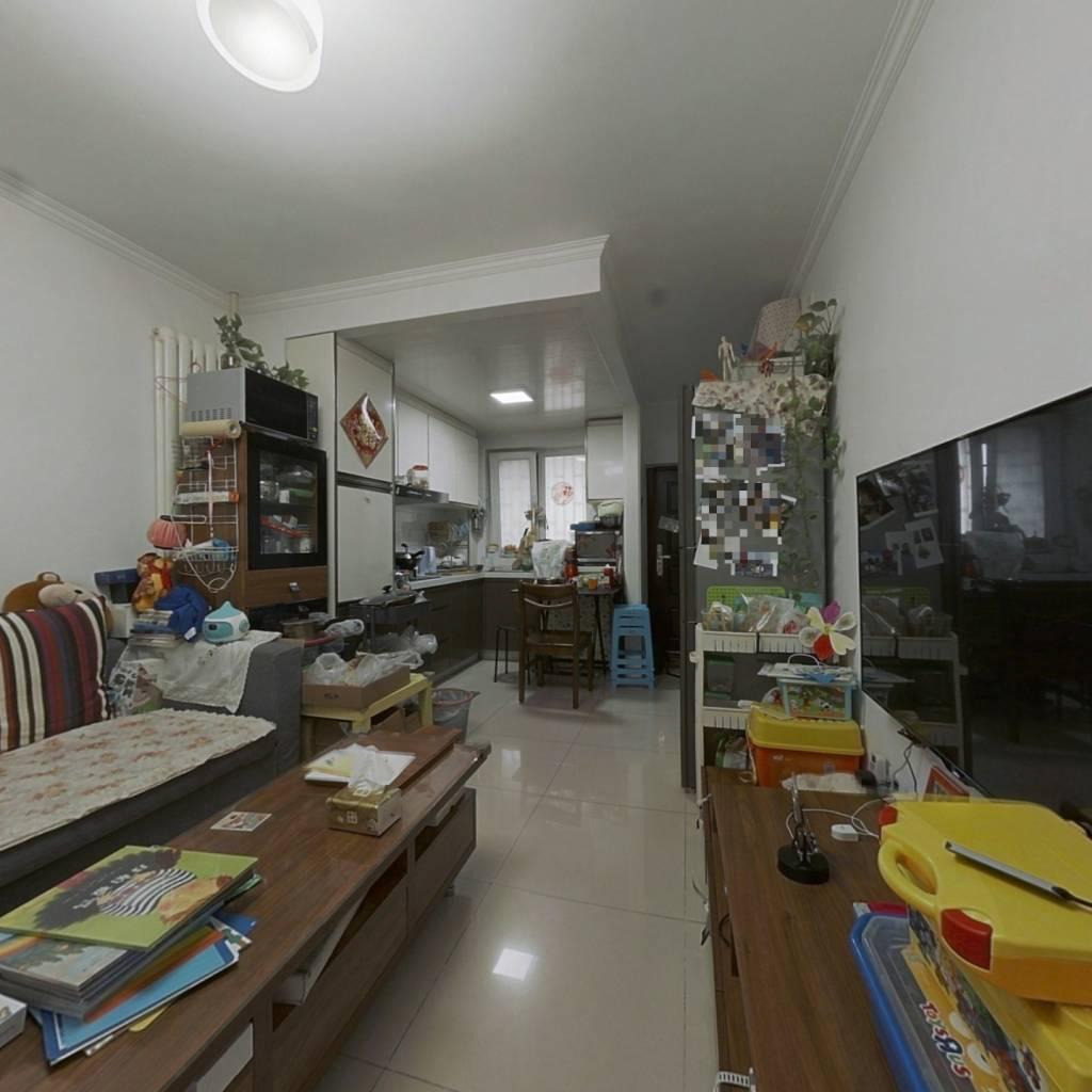 三环边 地铁5号线,单价4.9万,满五年唯一商品房。