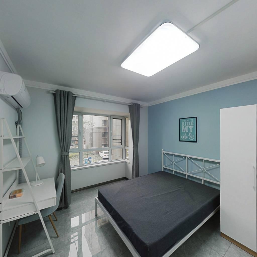 合租·大唐印象 4室1厅 南卧室图