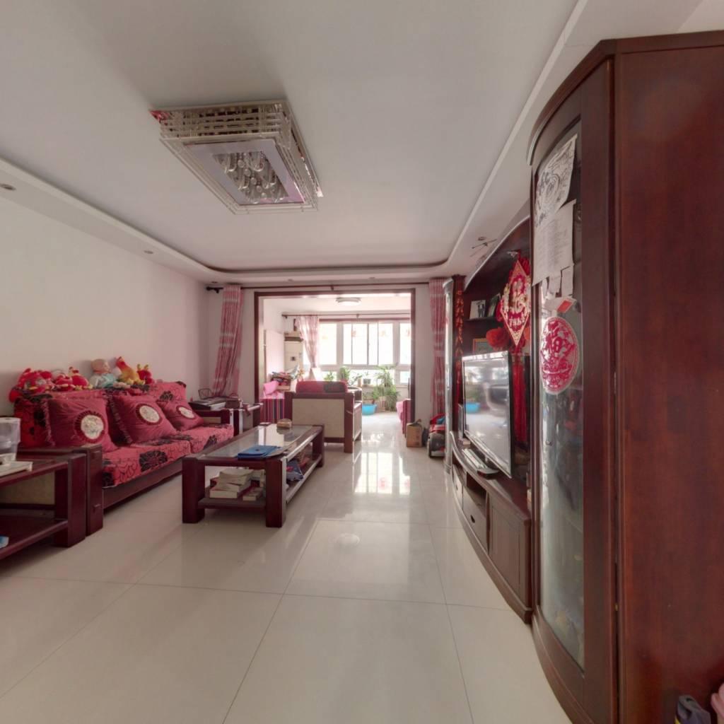整租·福城国际公寓 3室2厅 错层 南/北
