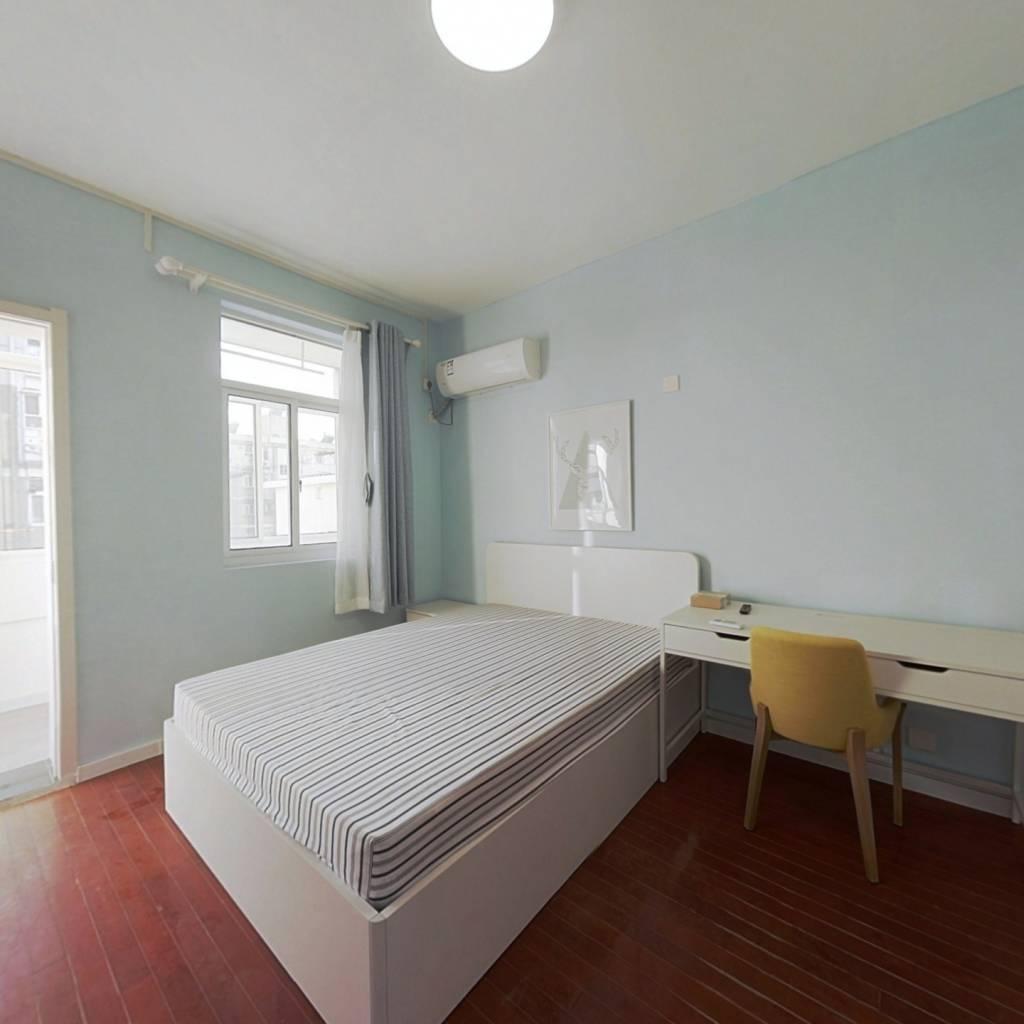 整租·东井村3号 2室1厅 南北卧室图