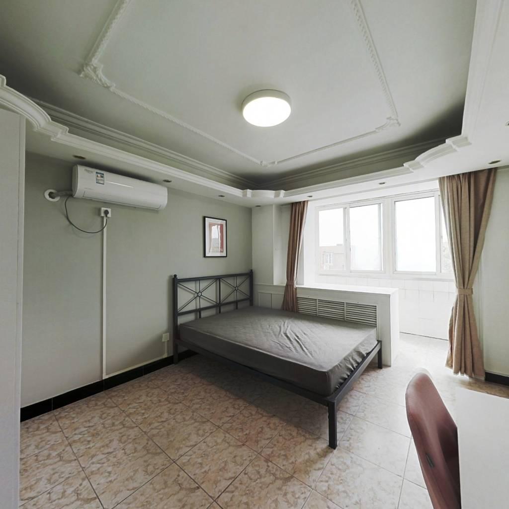 合租·南木樨园 3室1厅 北卧室图