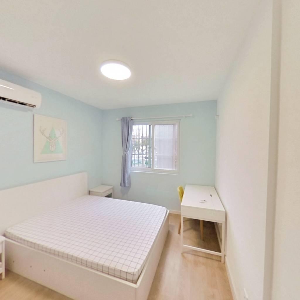 整租·浦江瑞和城陆街区(南) 2室1厅 南卧室图