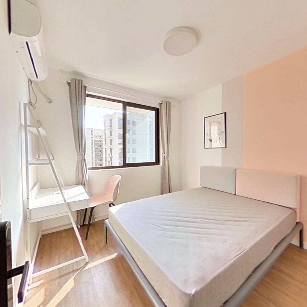 合租·培元新苑 3室1厅 南卧室图