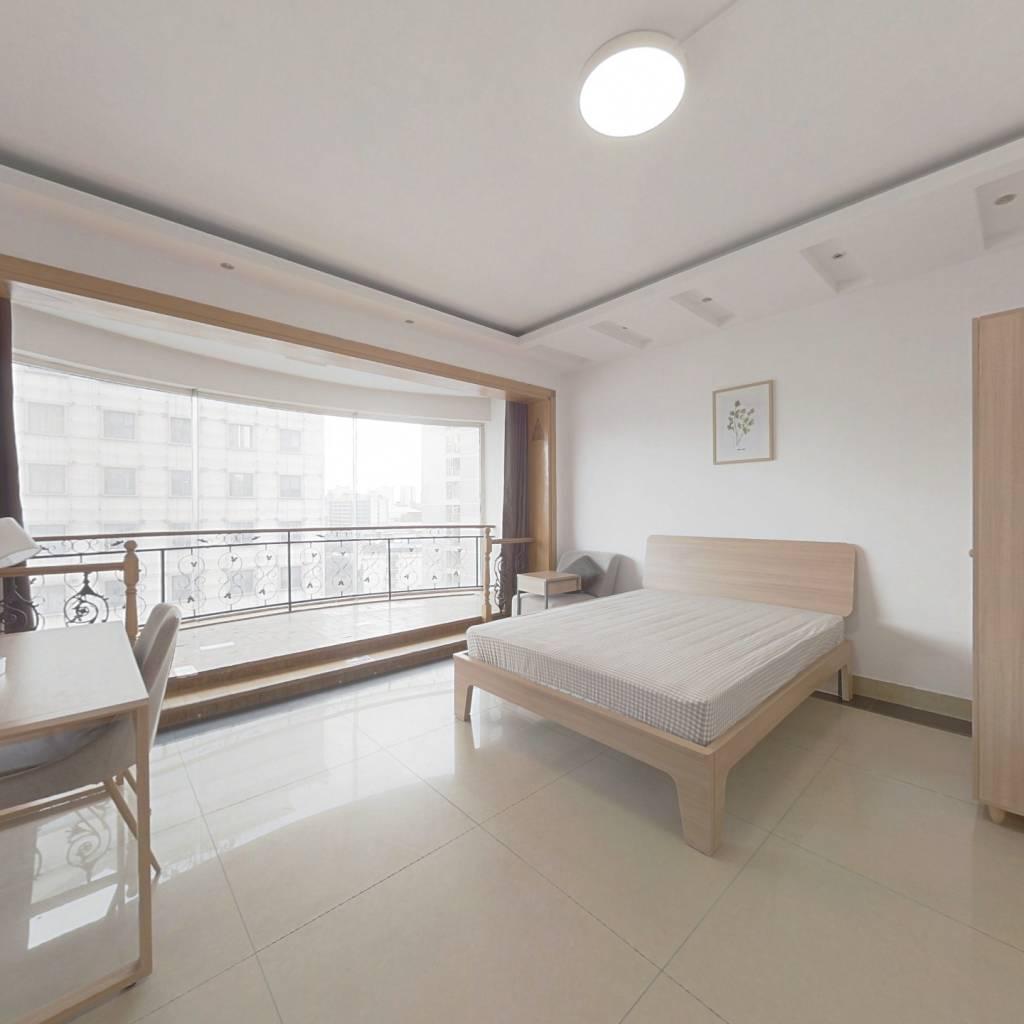 合租·鸿禧花园 5室1厅 东卧室图