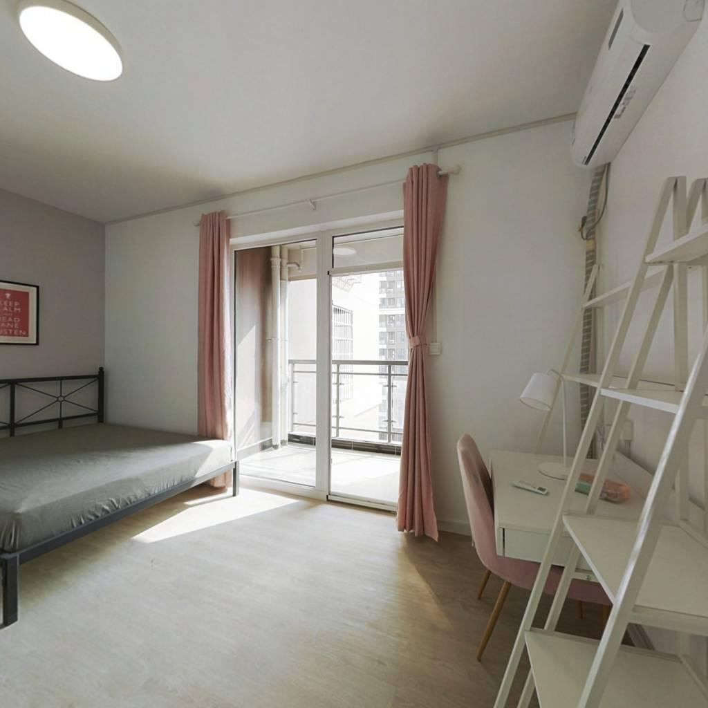 合租·福星惠誉红桥城 5室1厅 北卧室图