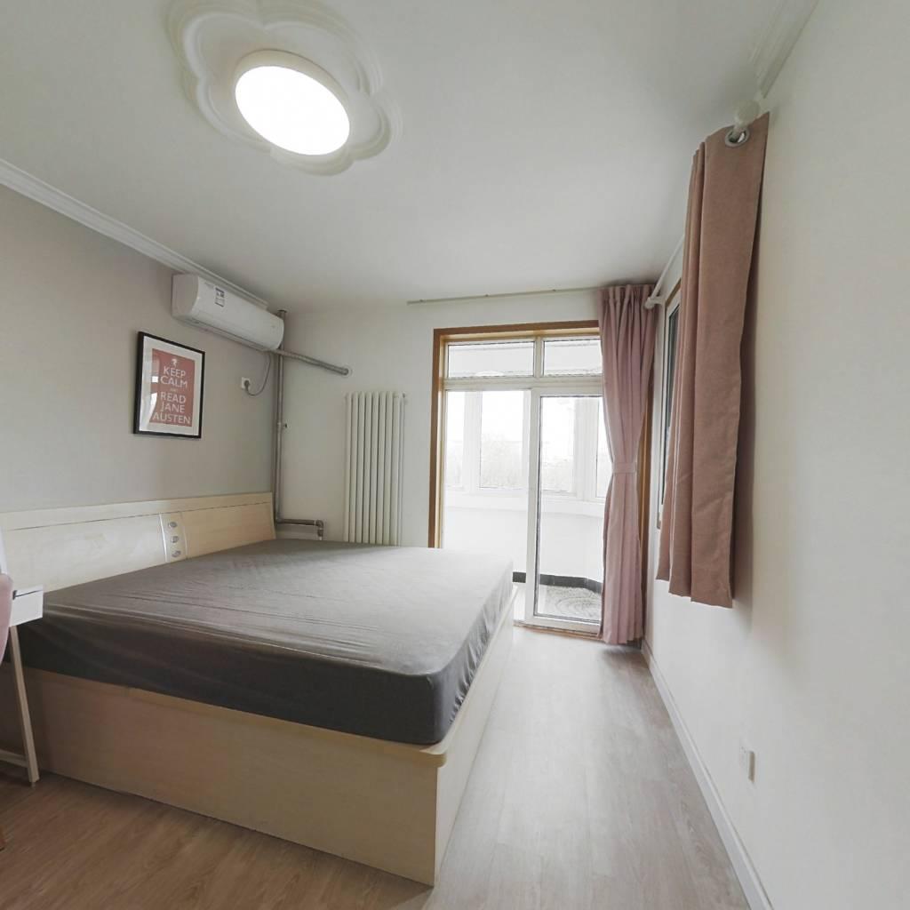 合租·健翔园 3室1厅 东卧室图