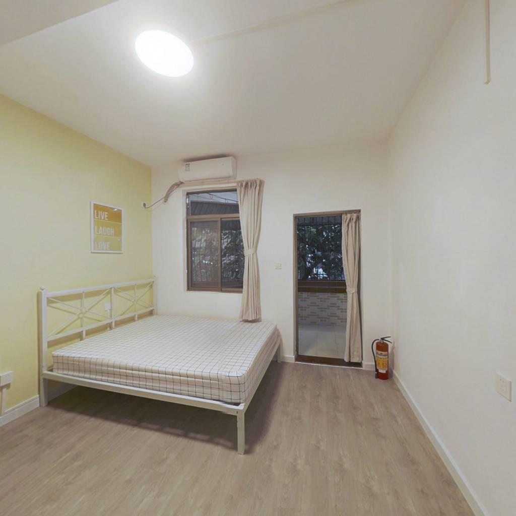合租·东河苑 4室1厅 南卧室图