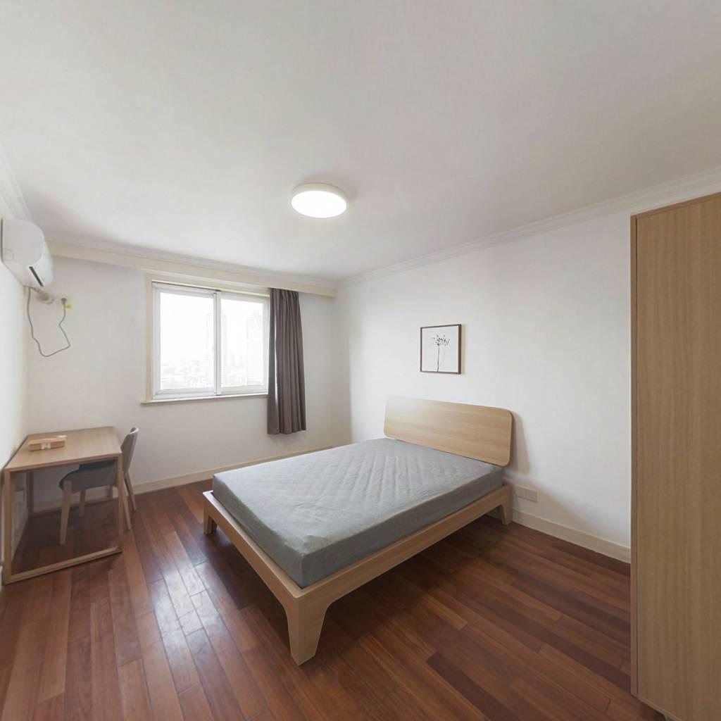 整租·梅岭苑 2室1厅 南卧室图