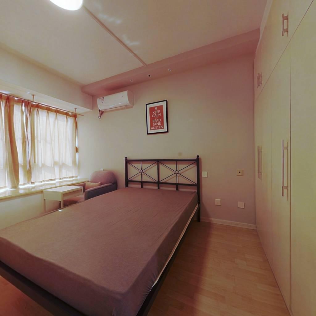 合租·富丽锦城 3室1厅 西卧室图