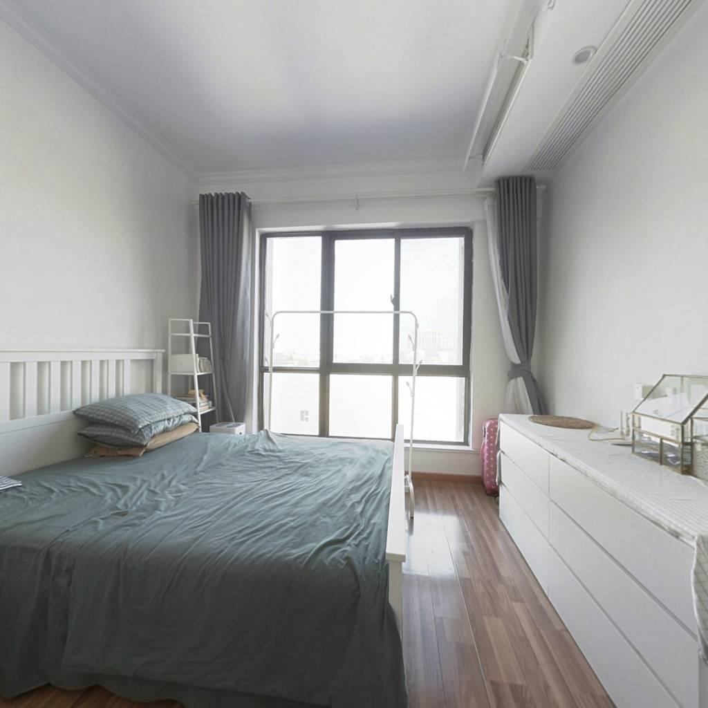 精装平层小公寓,礼包入住,采光无影响