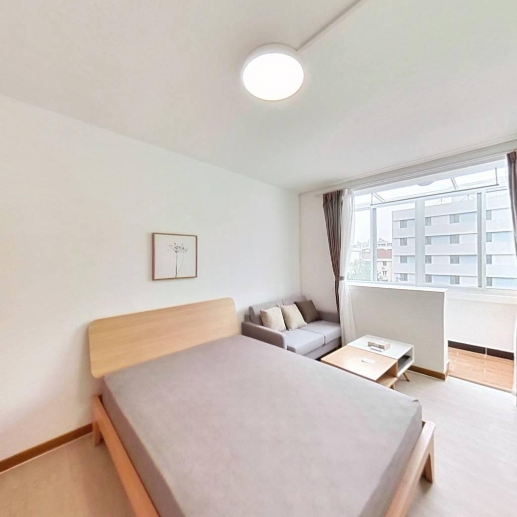 整租·思浦路16弄 1室1厅 南卧室图
