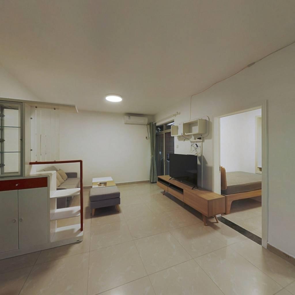 整租·龙都名园 2室1厅 南卧室图