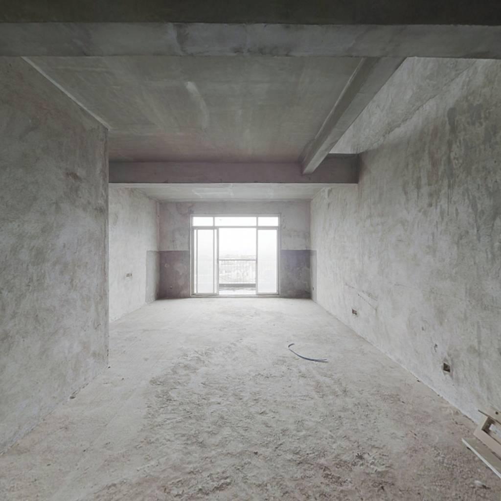 碧桂园洋房 近长沙公交直达麓谷 毛坯房 二层
