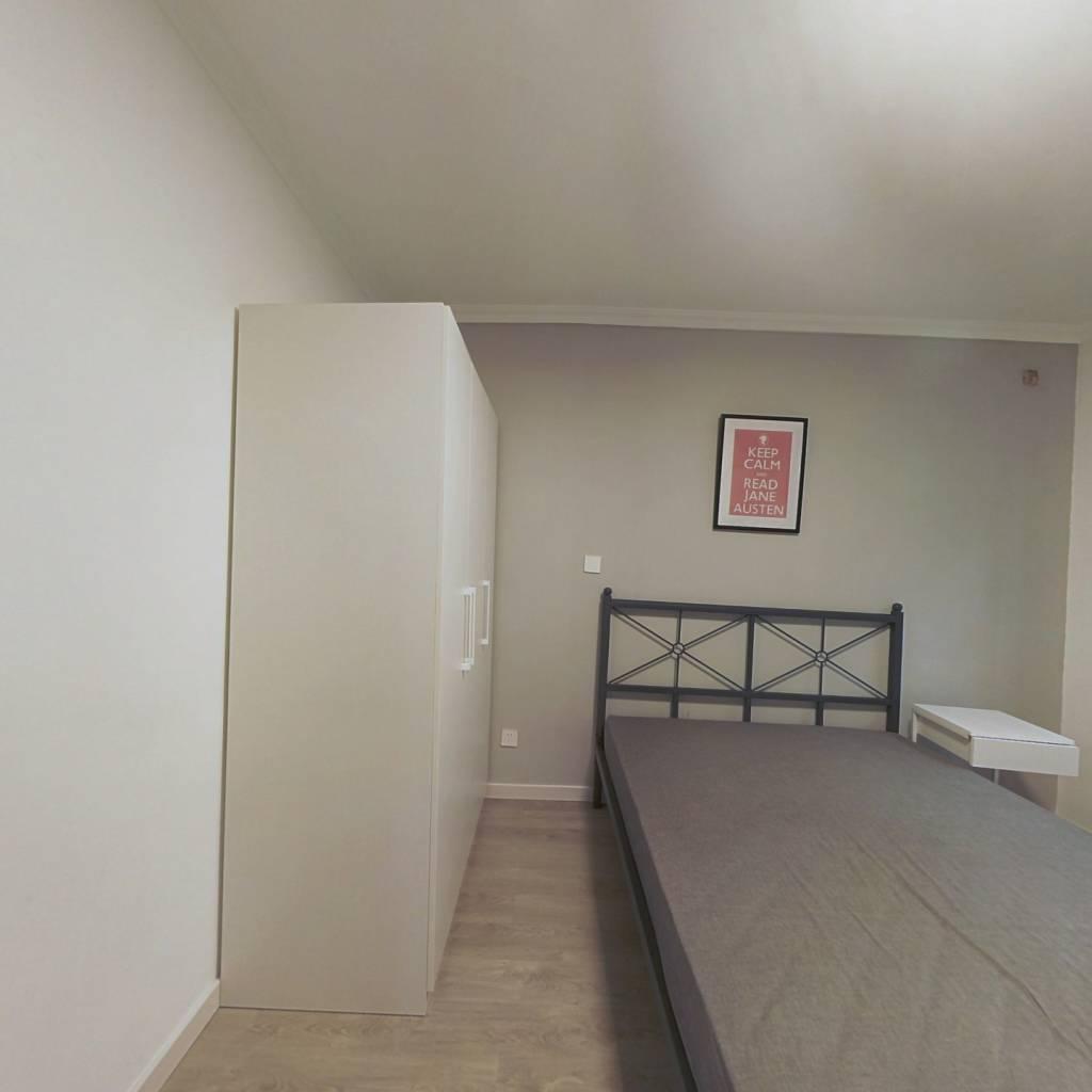 合租·浦江世博家园十五街坊 3室1厅 南卧室图