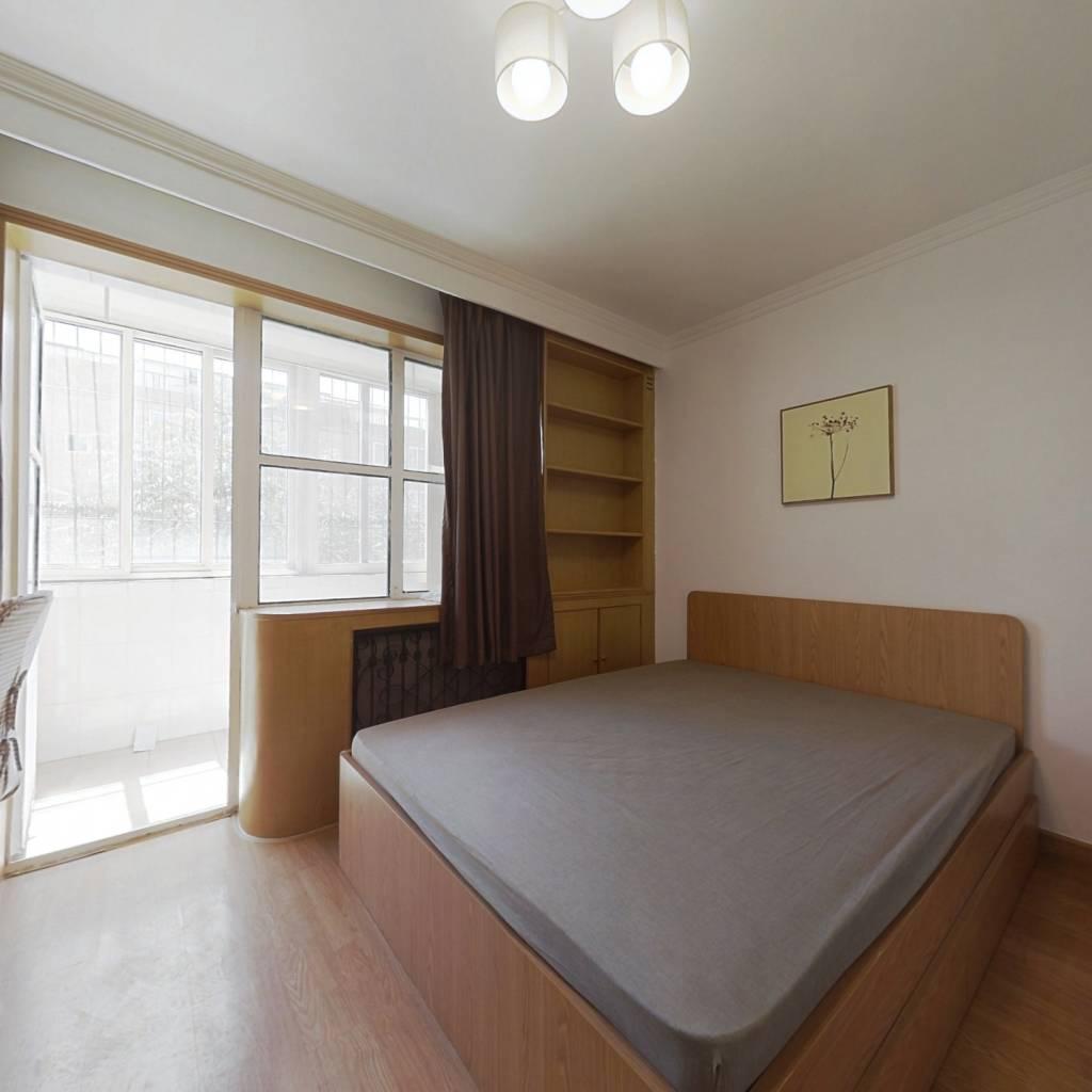 整租·永定路西里 2室1厅 南卧室图