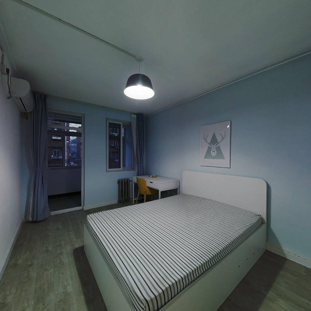 整租·延静里中街 2室1厅 南卧室图