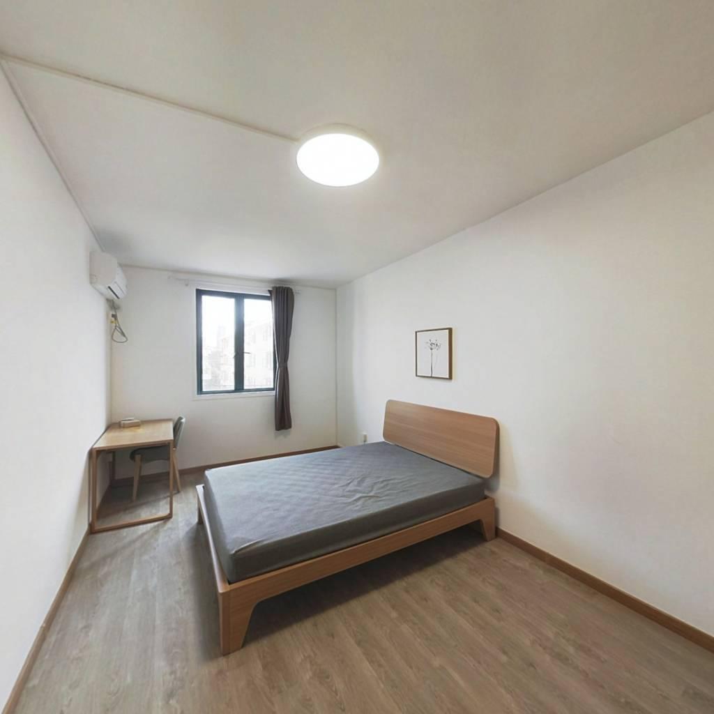 整租·宜川三村 1室1厅 东卧室图
