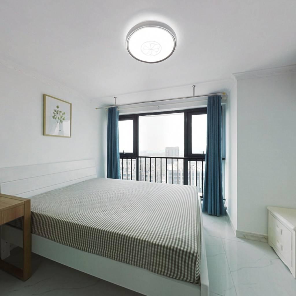 合租·龙湖新壹城 2室1厅 北卧室图