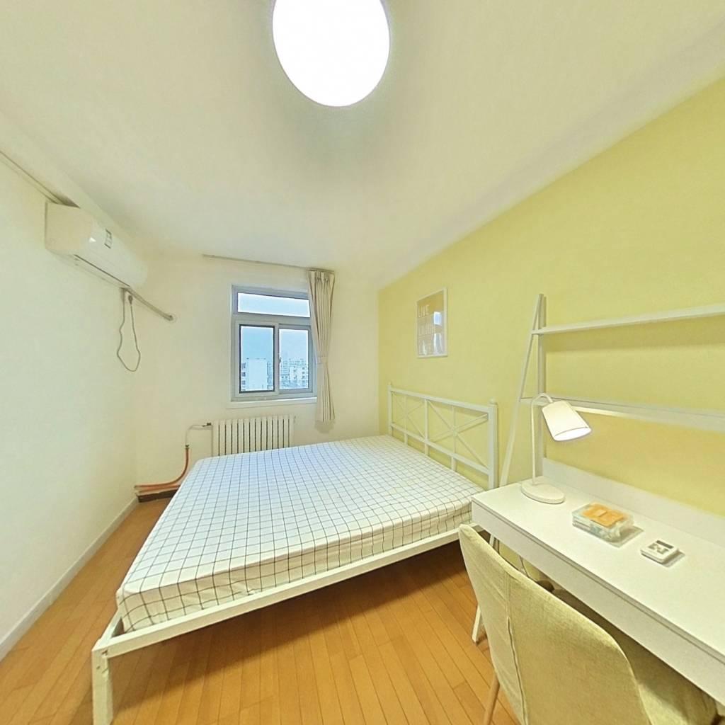 合租·园荫北里 2室1厅 南卧室图
