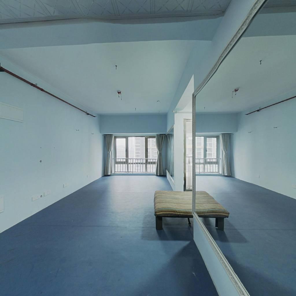 未来方舟F4组团 中等装修 SOHO公寓 产权在手 随时过户