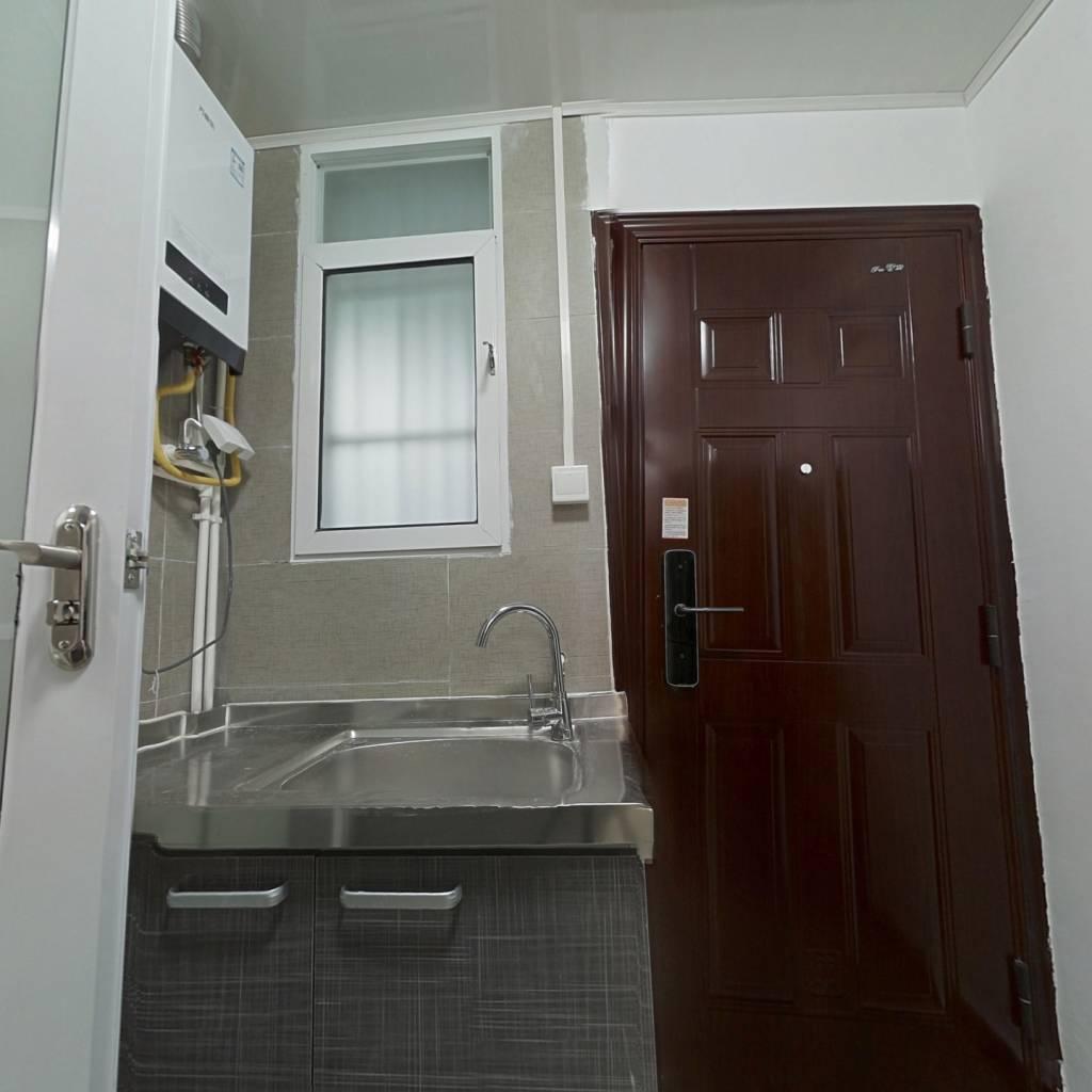 合租·乳山三村 2室1厅 南卧室图