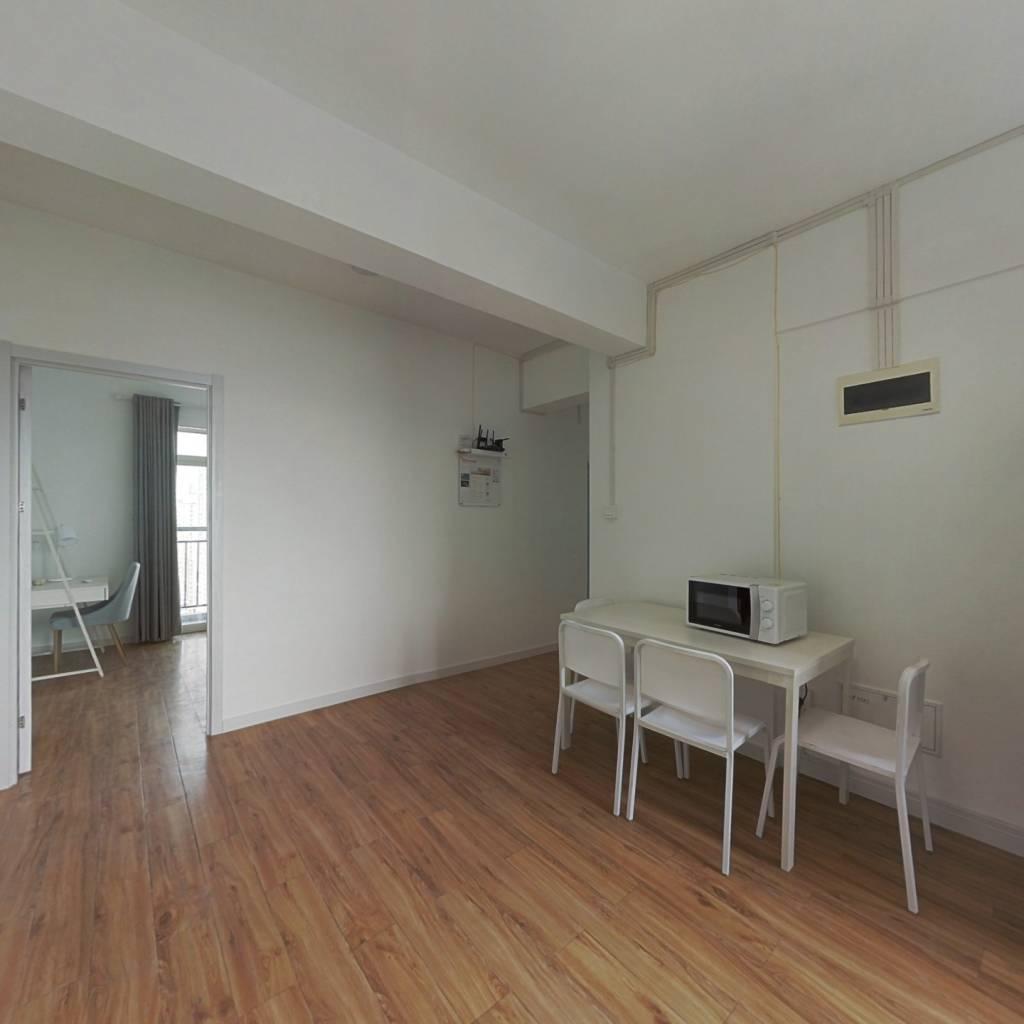 合租·大智嘉园 4室1厅 南卧室图