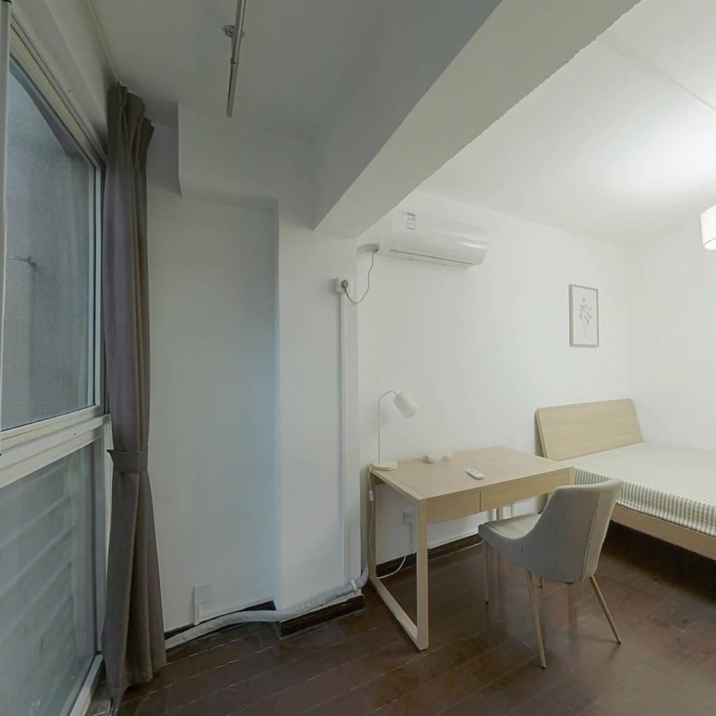 合租·中房蓝水湾 3室1厅 西南卧室图