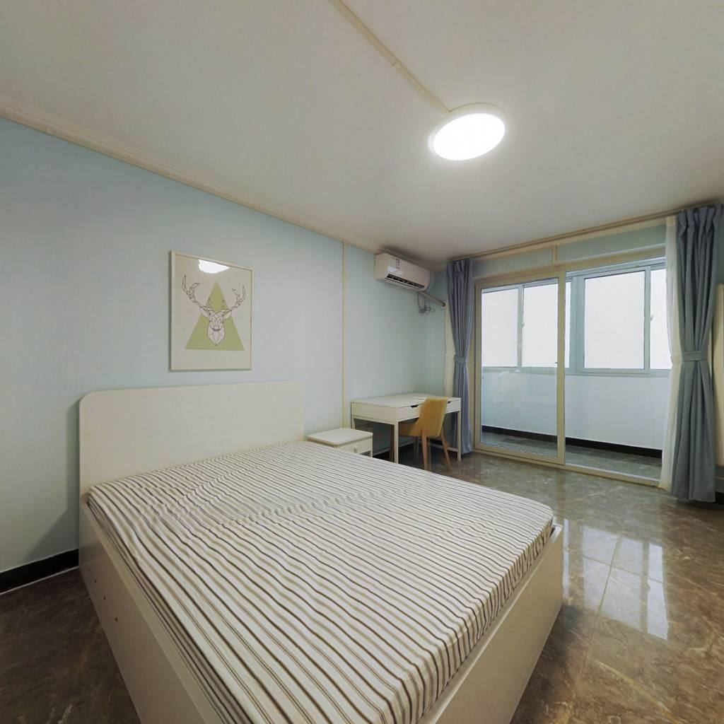 整租·马家堡西里 1室1厅 南卧室图