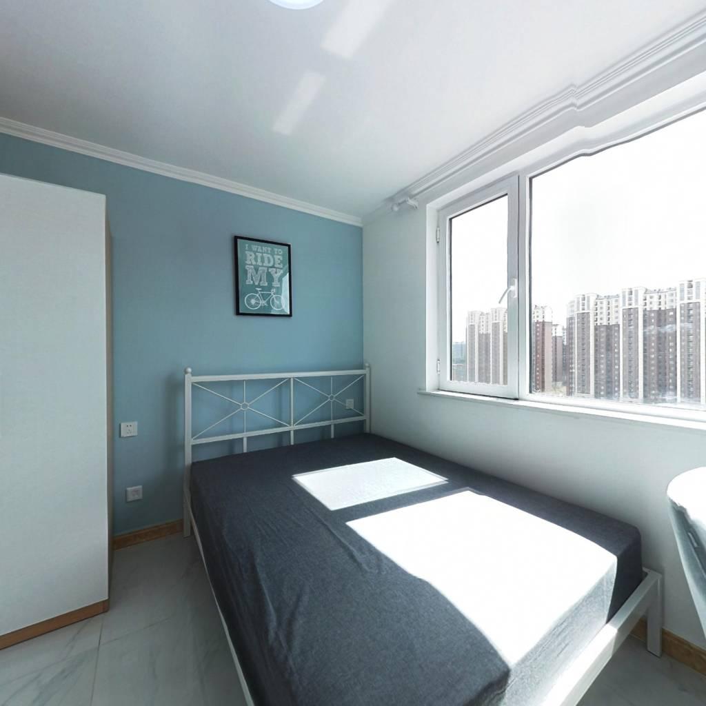 合租·文晟家园 2室1厅 南卧室图
