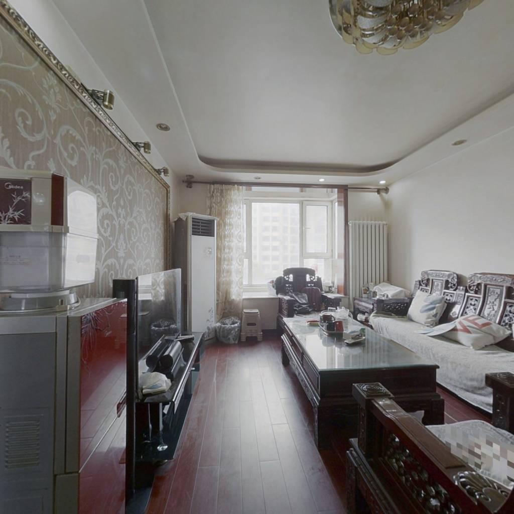 莱圳家园三期 南北通透 自住精装修 满五年唯一