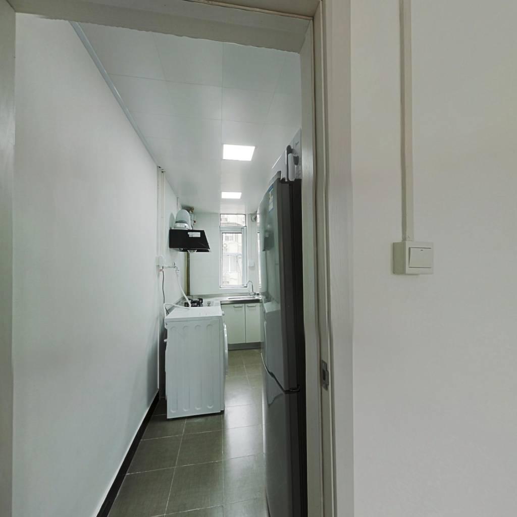 整租·上钢一村 1室1厅 南卧室图