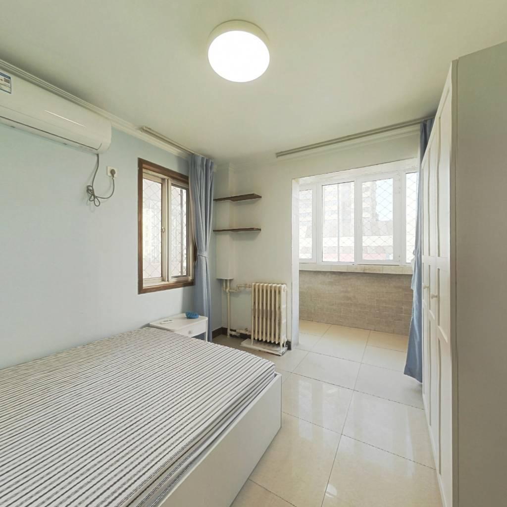 整租·正阳小区 2室1厅 西卧室图