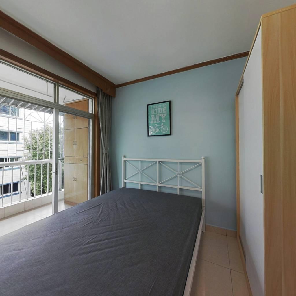 合租·松坪村二期 3室1厅 北卧室图