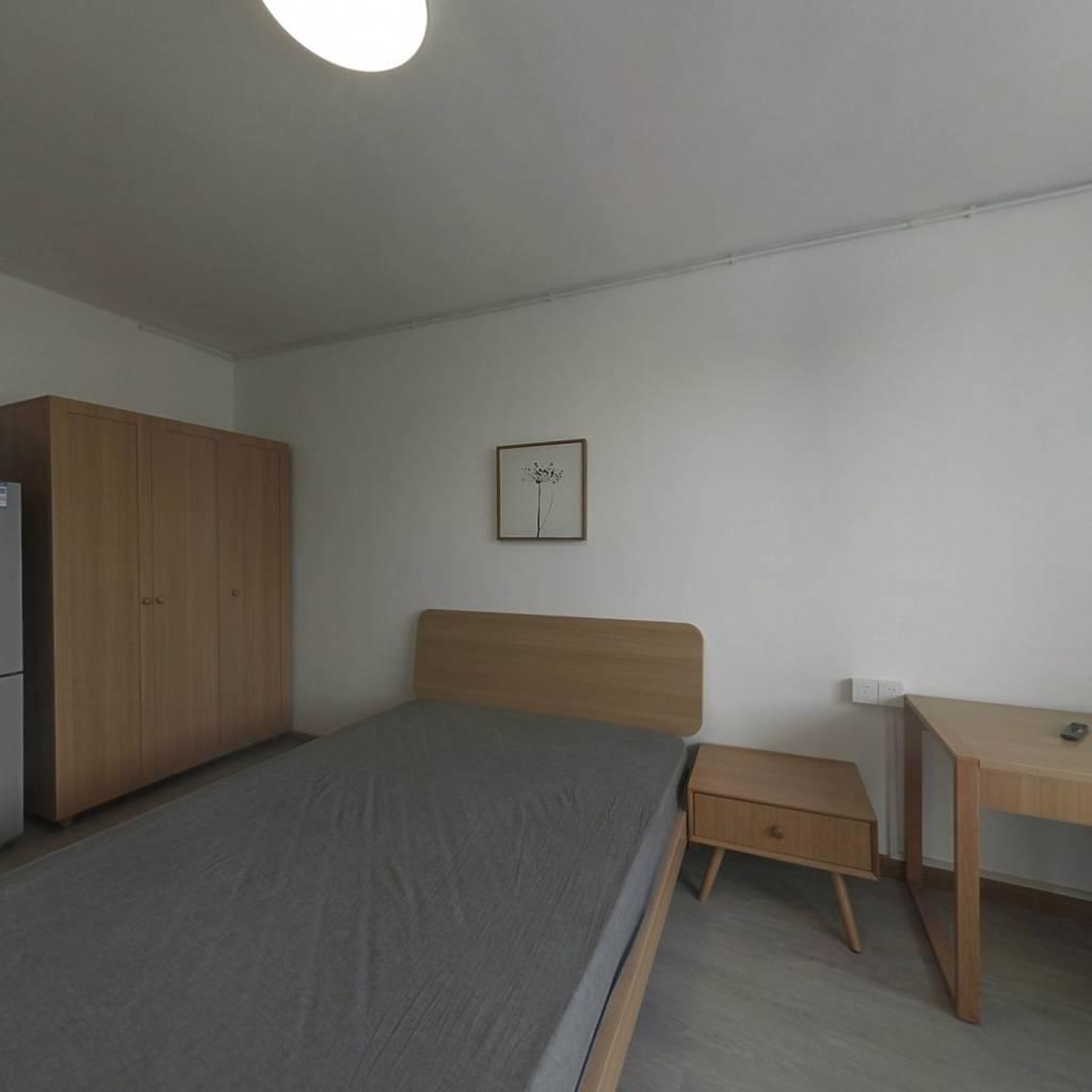 整租·公交新村 1室1厅 南卧室图