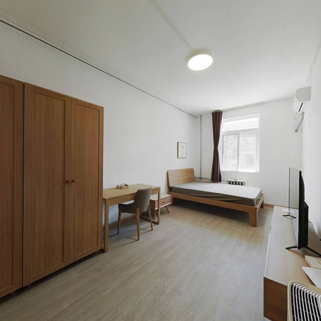 整租·科育小区 2室1厅 南卧室图