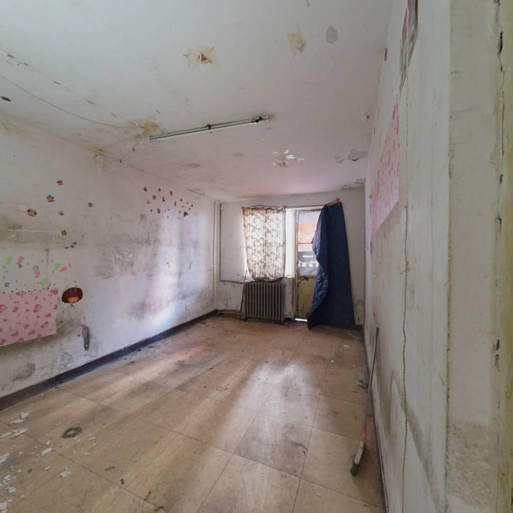 西直门 交大东路 低总价 半地下室两居室  满五唯一