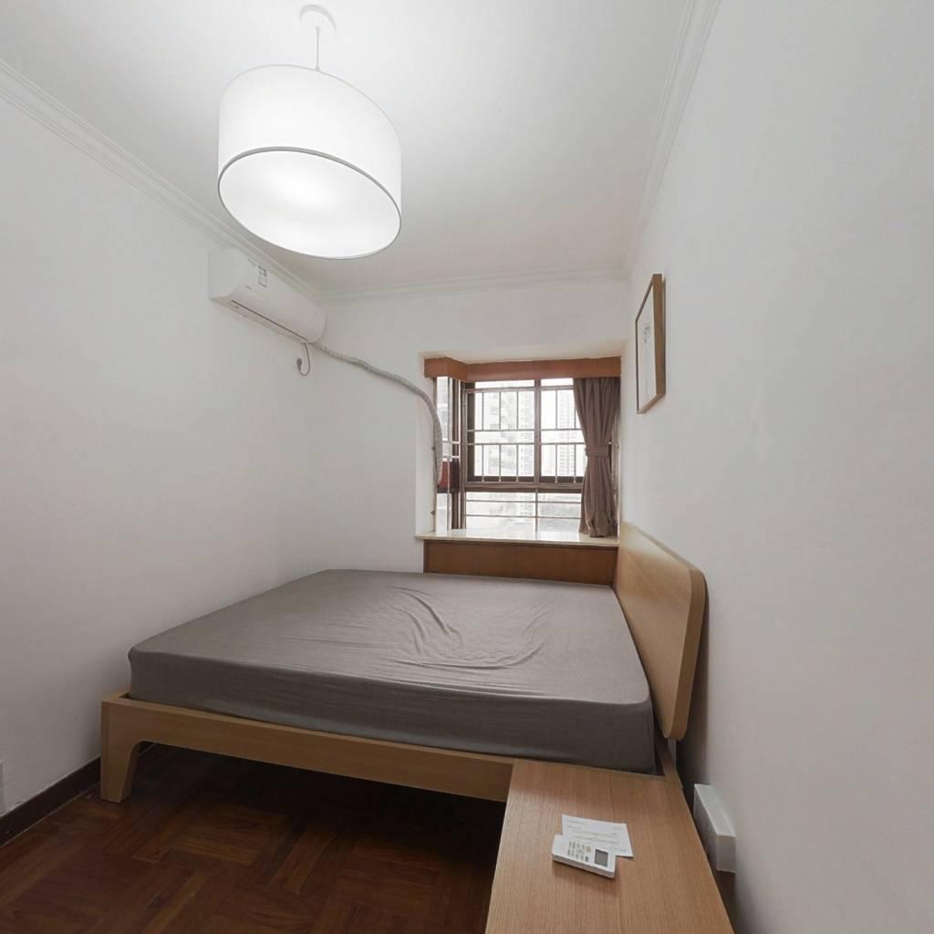 整租·瑞昌大厦 2室1厅 南卧室图